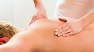 Lymphatic-Massage